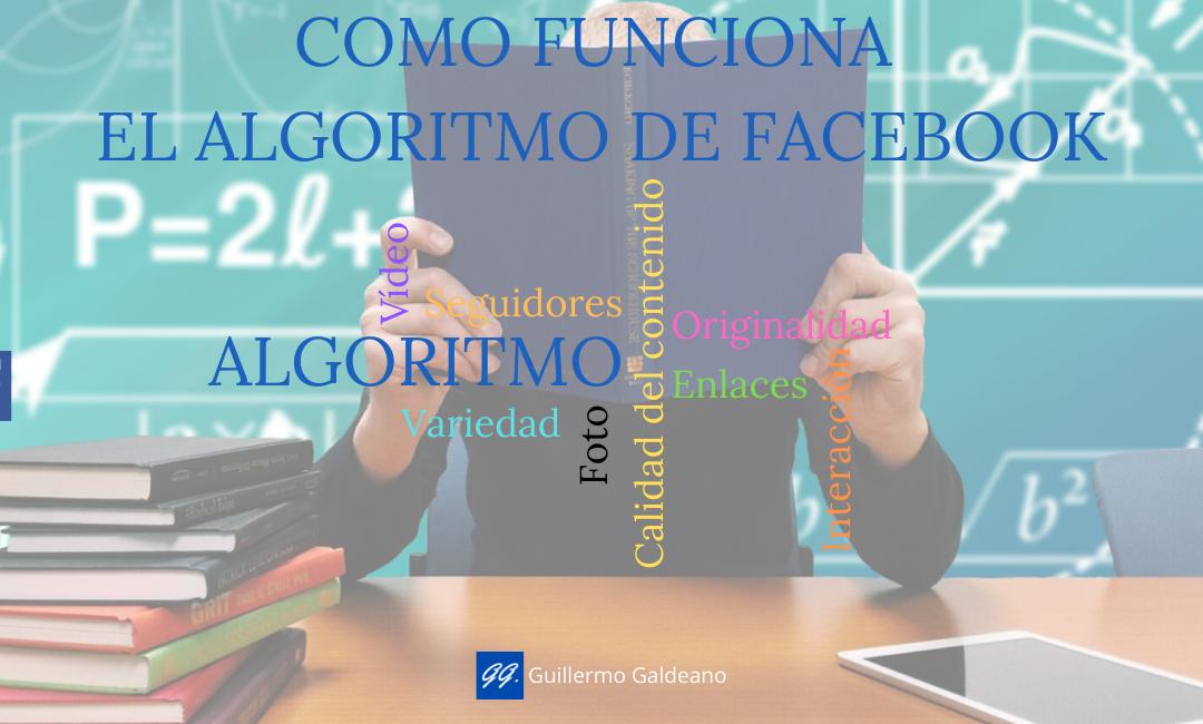 Algoritmo de facebook como funciona